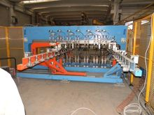 Automatic welder for overhead d