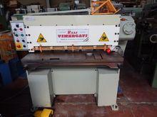 Shear vimercati 1000mm x 2mm