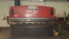 Used Press brake sla