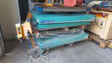 Lifting table 2000 kg