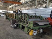 Profiling machine for corrugate