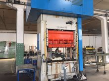300 ton Bliss mechanical press