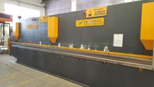 Used press brake in