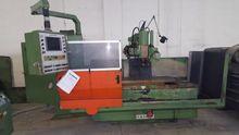 CNC milling machine CNC milling