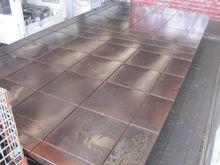 worktop cast iron 4000x2000mm