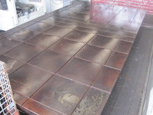 worktop cast iron 4000x2000mm