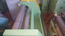 Three-roller mechanical folding