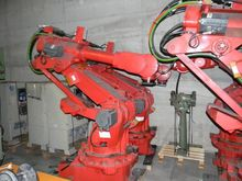COMAU Robots with generators
