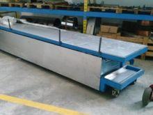 Table 800 x 4000mm motorized el