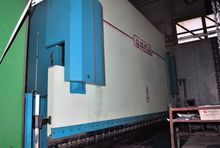 Press brake Gade 6000 x 600 ton