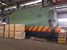 Verrina folding press 1400 ton