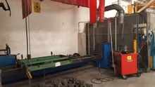 Used Welding lathe w