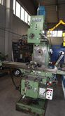 DEBER milling machine FU 140