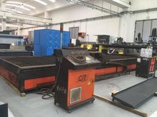 "PLANT PLASMA CUTTING ""CR"" 2500x"