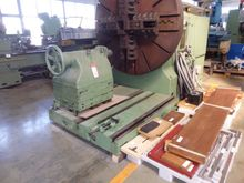 Used GIANA heavy front lathe