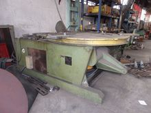 Positioner table 10 ton