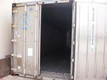 Used Container refri