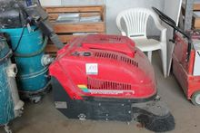 Sweeper and suction machine
