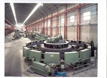 Machinery and equipment for the