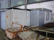 Yard bathroom
