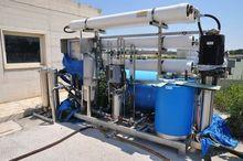 Nanofiltrations plant