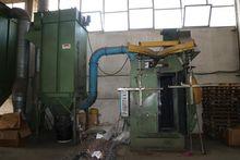 OMSC industrial sandblaster