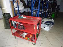 Used 3 floor trolley