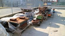 Used Molds for shear