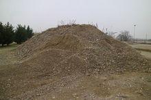 Natural blend of sandy quarry