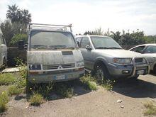 Trucks Tata Safari and Renault