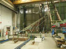 Impianto verniciatura verticale