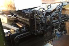 Ancient printing machine