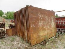 Panels for armament walls