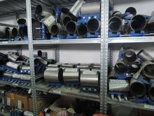 Water plant maintenance compone