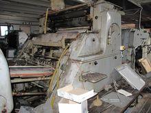Flexographic machine Giardina O