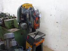 1998 Mios hydraulic press