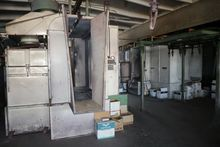 Banci powder coating plant