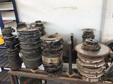 Used Milling cutters
