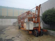 Used FB Edil crane i