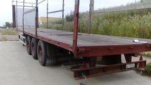 1997 Flatbed semi-trailer Cardi
