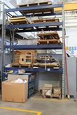 Shelving structure