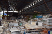 Building materials warehouse