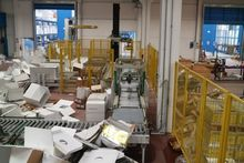 Used Packaging plant
