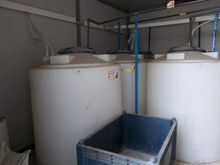 Container for chemicals
