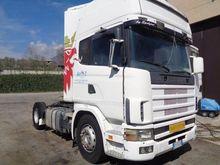2000 Scania 144 460