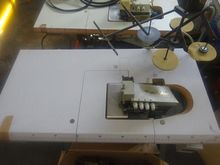 Rimoldi serger machine