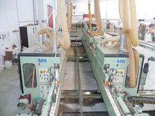 Squaring  banding machine Stefa