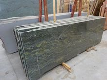 Indian quartzite and green oasi