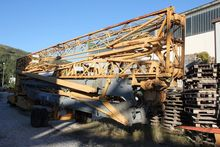 Used Potain crane in