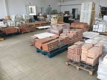 Building materials and hydrauli
